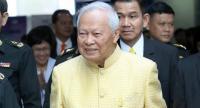 File photo: General Prem Tinsulanonda Privy Counil President