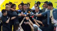 Pheu Thai party's secretary-general Phumtham Wechayachai//his Facebook