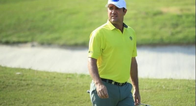 Scott Hend of Australia