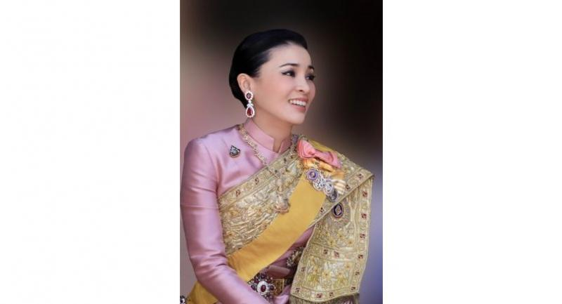 Her Majesty Queen Suthida