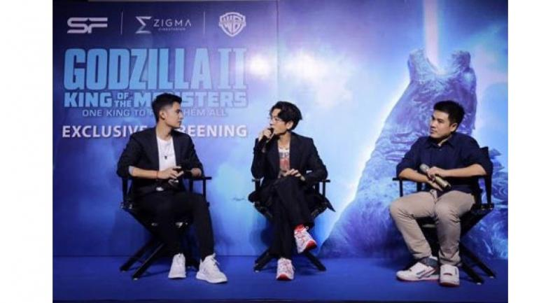 Godzilla: friend or foe?