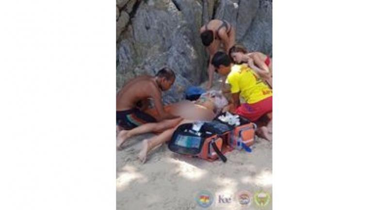 Photo credit : Patong Surf Life Saving