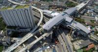 File photo: MRT's Blue Line Tha Phra