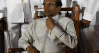 File photo : Sri Lanka's President Maithripala Sirisena//AFP