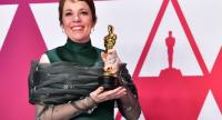 File photo : Olivia Colman//AFP