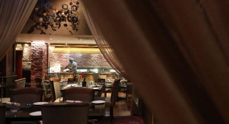 Punjab Grill offers contemporary Indian cuisine in an elegant, finedining ambience.
