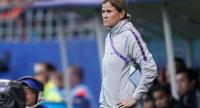 United States' coach Jillian Ellis. / AFP