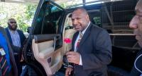 New prime minister James Marape promises that within ten years his compatriots will live in