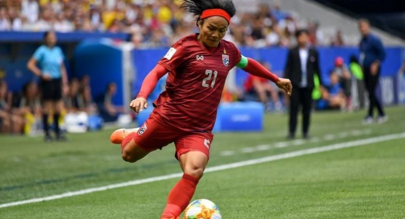 Thai captain Kanjana Sung-ngoen