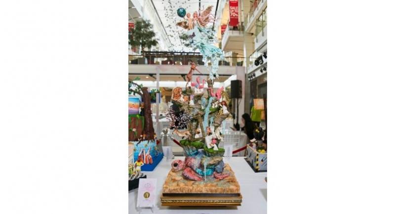 Lin sugar maker hosts cake design contest