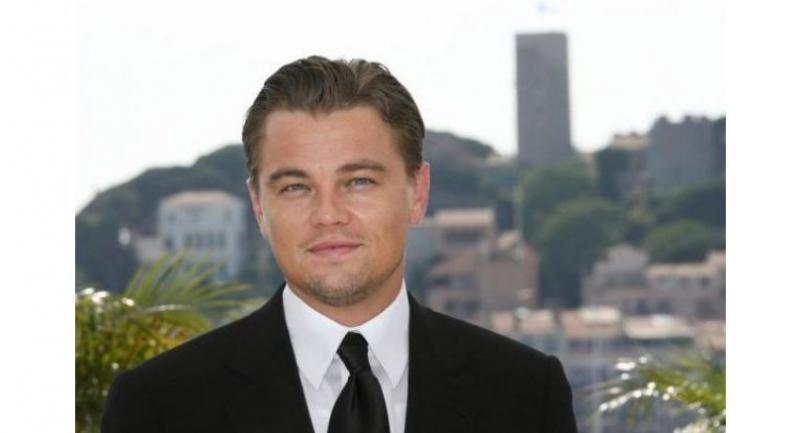 File photo : Leonardo Di Caprio