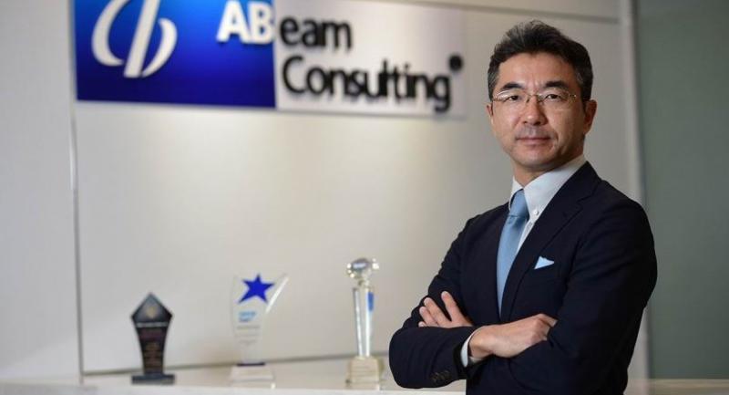 Ichiro Hara, managing director of ABeam Consulting (Thailand) Ltd