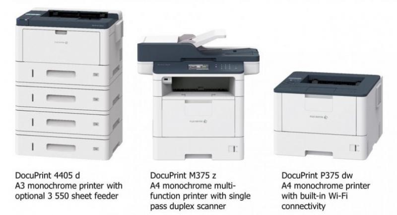 Fuji Xerox launches new A3/A4 monochrome printer series to improve
