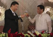 Presidential spokesperson Salvador Panelo described as word of honor the verbal understanding for the Chinese to be allowed to fish in Philippine waters reached by President Duterte and Chinese President Xi Jinping during a bilateral meeting in 2016. —MALACAÑANG PHOTO