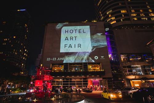 Hotel Art Fair 2019