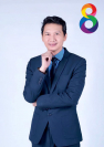 Ong-art Singlumpong, managing director of Channel 8