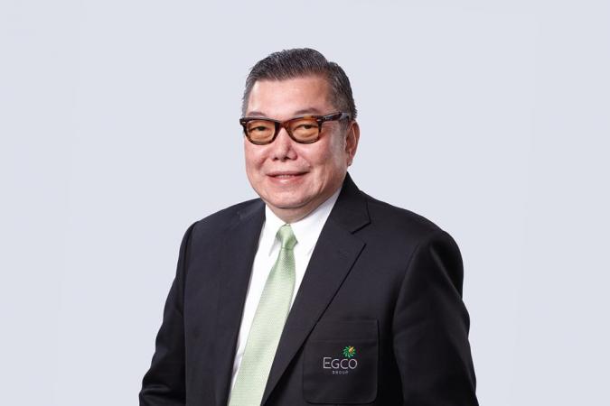 Jakgrich Pibulpairoj, the president of EGCO Group