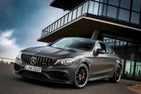 The 510-hp C 63 S Coupe is priced at Bt10.129 million.
