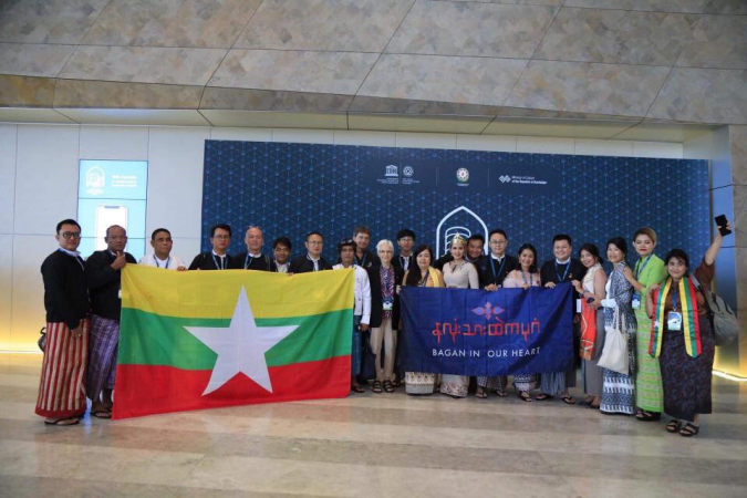 Courtesy Bagan in Our Hearts.