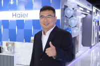 Zhang Zhenghui, president of Haier Electrical Appliances (Thailand)