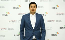 Dr Supachai Pachariyanon, Chief Executive Officer and founder of RISE