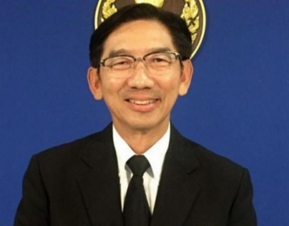 Former Thammasat University rector Somkid Lertpaitoon