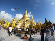 The Shwedagon Pagoda is a must-see for every visitor to Yangon.