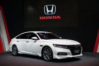 Special version of the Honda Accord at this year's Bangkok Auto Salon.