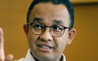 Jakarta Governor Anies Baswedan (The Jakarta Post/Wienda Parwitasari)