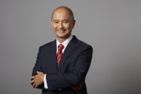 Adisorn Sermchaiwong, acting president and chief executive of CIMB Thai Bank PCL