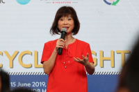 Senior Minister of State for the Environment and Water Resources Amy Khor said that climate change and environmental protection are