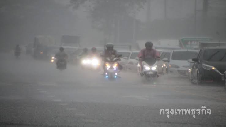 Heavy rains, strong winds predicted for 25 provinces