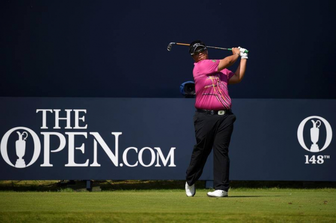 Thailand's Kiradech Aphibarnrat (Photo by Jan Kruger/R&A/R&A via Getty Images)