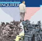 Photo by: Philippines Daily Inquirer