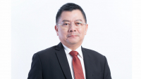 Kumwell Corporation Plc's chief executive officer Boonsak Keatcharoonler. Photo by: Kumwell Corporation Plc