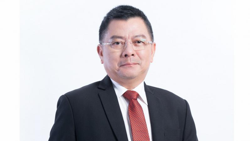 Kumwell Corporation Plc's chief executive officer Boonsak Keatcharoonler. Photo by: Kumwell Corporation Plc