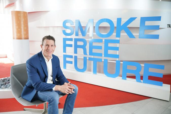 Gerald Margolis, managing director of Philip Morris Thailand.