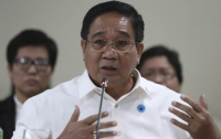 China not in possession of sea but in position, says Esperon