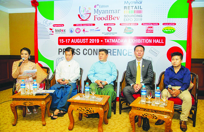 Index Creative Village's ICVeX unit plans Myanmar expos