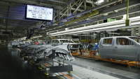 Nissan plant in Thailand (file photo)-Photo by  The Nation