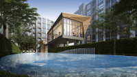 Perspective of the Excel Ladphrao-Sutthisan/Photo by All Inspire Development Plc