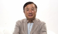 Ren Zhengfei, Huawei's founder and CEO, says the company is pressing on with a plan to reduce its reliance on US components.