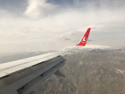 Turkish Airlines uses the new Boeing 787 Dreamliner for the Istanbul-Bali route. (Shutterstock/thomas koch )