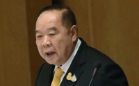 Deputy Prime Minister General Prawit Wongsuwan