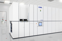 EUV scanner by ASML (Samsung Electronics)