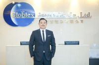 Thanapisal Koohapremkit, chief executive of Globlex Securities
