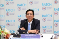 Kijja Sripatthangkura, the RATCH Group CEO (Photo: National News Bureau Of Thailand)
