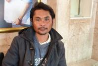 Uthai Wentbarb's ordeal in Moscow began when he lost his passport.
