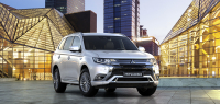 Mitsubishi will produce the Outlander PHEV in Thailand starting in 2020.