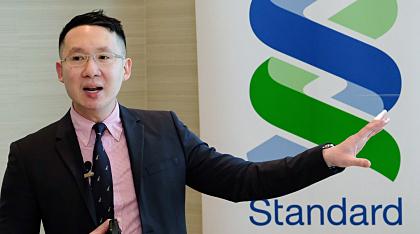 Tim Leelahaphan, Standard Chartered Bank economist.